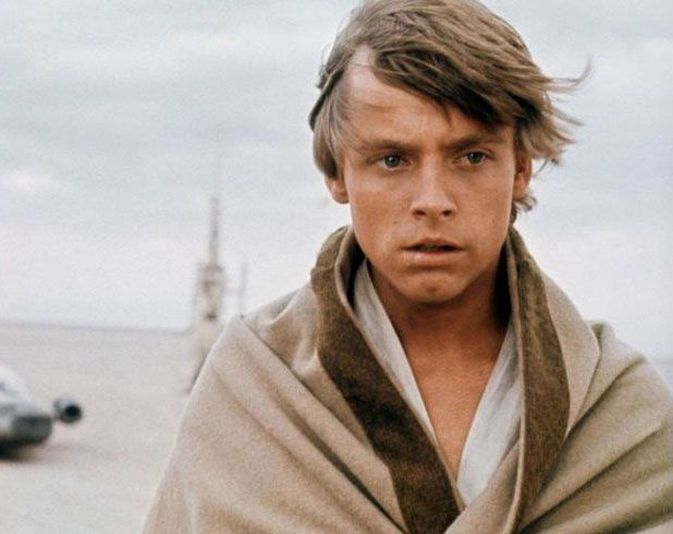 路克天行者(Luke Skywalker)