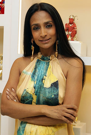 Suchitra Pillai-Malik